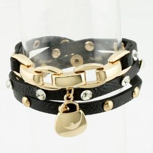 bracelet multirang cadenas