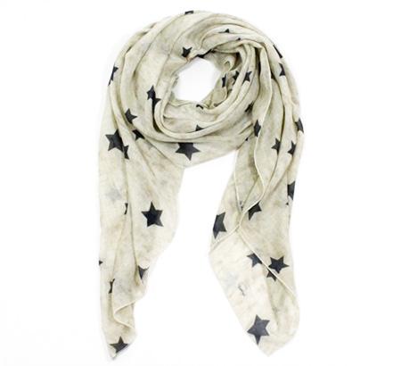 foulard étoile