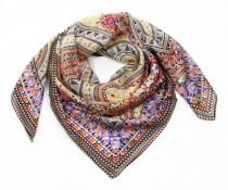 Découvrez les différentes textures de foulards