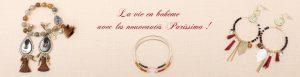Bandeau bijoux bohème Parissima