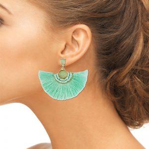 Bijoux : tendance pompons