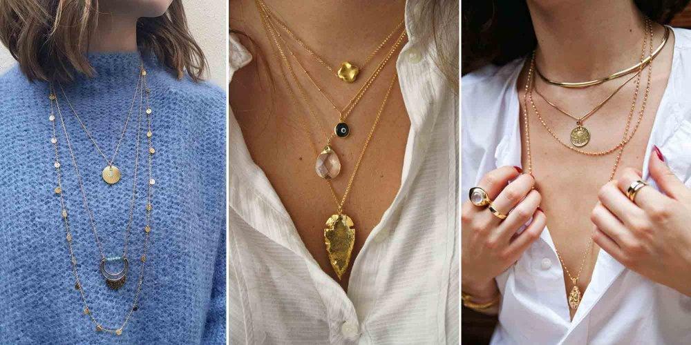 Bijoux - Layering