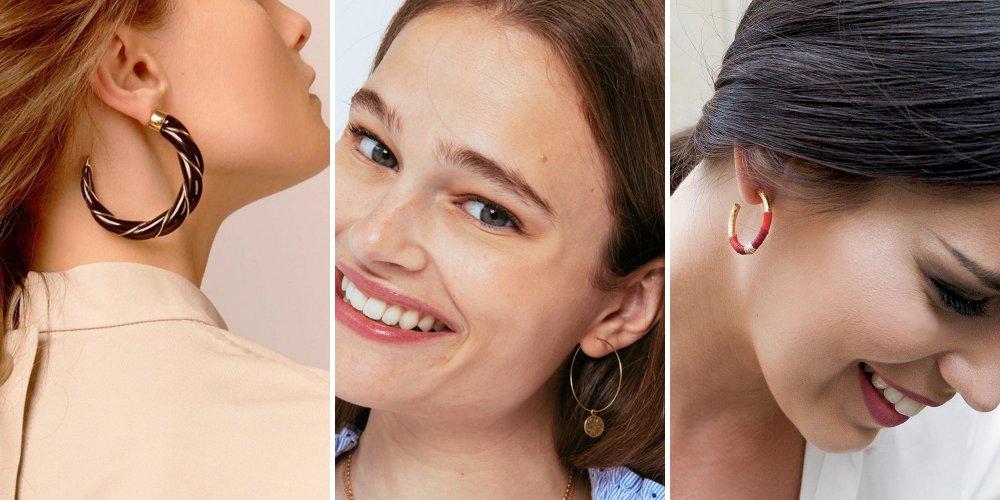 Bijoux - tendance créoles