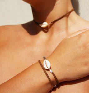 Bijoux : tendance coquillage